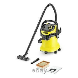 Karcher WD5 Wet & Dry Vacuum Cleaner WD5