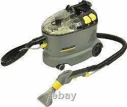 Karcher vacuum washer 8/1 Puzzi C 1.100225.0 Carpet Cleaner