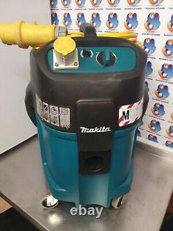 MAKITA 447M 45L M-CLASS WET/DRY DUST EXTRACTOR VACUUM 110V 32amp (V) (LOT 2)