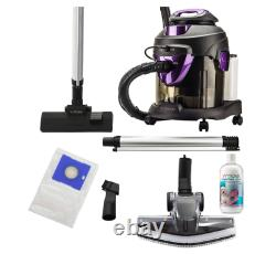 MFW1600 Multifunction 1600W 4 in 1 Wet & Dry Vacuum Cleaner & Carpet Washer