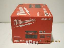 MILWAUKEE 0880-20 M18 18V 2 Gal. Lith-Ion Cordless Wet/Dry Vacuum(Tool-Only)NISB