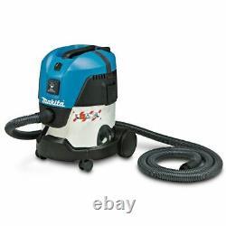 Makita 20l Wet/dry Vacuum