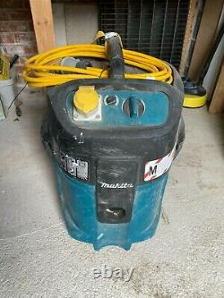 Makita 447 M Class Industrial Vacuum 110v Dust Extractor