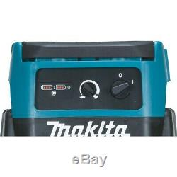 Makita DVC860L 36V (18Vx2) Li-ion Dust Extraction Vacuum, Cordless/ battery oper