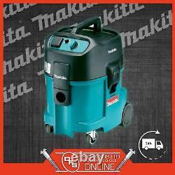 Makita MAK447M2 447M Wet & Dry Dust Extractor Class M 3000W 110V