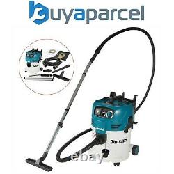 Makita VC3012M 110v M-Class Wet & Dry Vacuum Cleaner Hoover Dust Extractor 30L