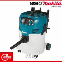 Makita VC3012M 30L M-Class Wet/Dry Dust Extractor Vacuum Cleaner
