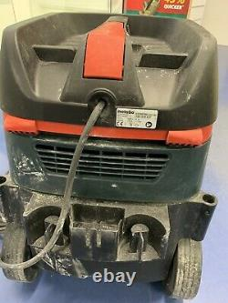 Metabo ASR 35 M ACP 110v 1400w M-Class wet and Dry Vac USED LOT 372
