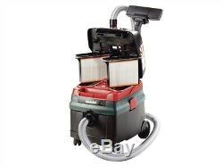 Metabo MPTASR25SC ASR 25L SC Wet & Dry Vacuum Cleaner 1400W 240V