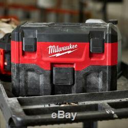 Milwaukee M18VC2-0 18V 7.5L Wet & Dry Vacuum