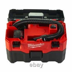 Milwaukee M18 Vc2 Wet/dry Vacuum Cleaner Naked 4933464029