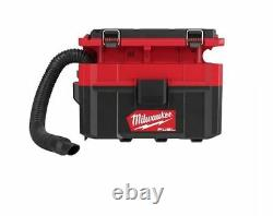 Milwaukee M18fpovcl Packout Wet/ Dry Vacuum M18 Fuel 4933478187
