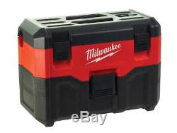 Milwaukee Power Tools MILM18VC20 M18 VC2-0 Wet/Dry Vacuum