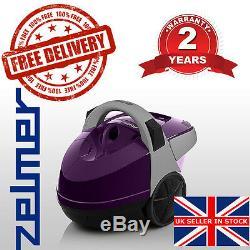 NEW Zelmer Aquos ZVC722SP Vacuum Cleaner HEPA multifunctional water MUST