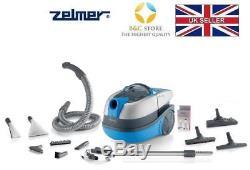 NEW Zelmer Multifunctional VACUUM CLEANER Aquawelt Plus ZVC762SP wet dry