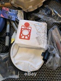NUMATIC CHARLES CVC370 Wet & Dry Vac Blue A21A Kit 110V SITE VACUUM DERBY