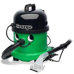 NUMATIC GVE3702 GREEN George Wet Dry Cylinder 3 in 1 Vacuum Cleaner Green Hoover