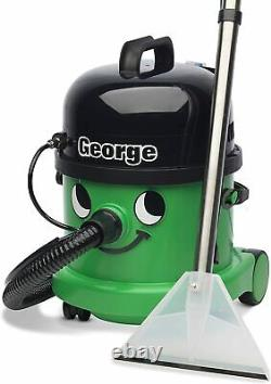 NUMATIC George GVE370-2 Wet & Dry Vacuum Cleaner Green & Black UPS Delivery
