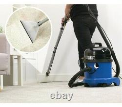 NUMATIC Henry Wash HWV370 Cylinder Carpet Cleaner Blue