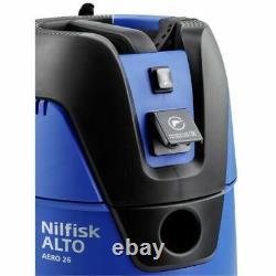 Nilfisk Aero 26-21PC Wet & Dry Vacuum 1250w 110v Extractor Power take off