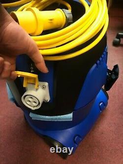 Nilfisk Aero 26-21 Wet & Dry Vacuum Cleaner 1250W 15.3/14.5Ltr 110V -FAST SHIP