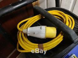 Nilfisk Alto Attix 110v Wet Dry Vacuum Dust Extractor Vac hose makita 447