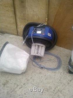 Nilfisk Industrial Vacuum Twin Motor 2150 Watts Wet + Dry 240 Volts