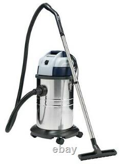 Nilfisk VL100 Vacuum Cleaner brand new WET & DRY Container capacity 35 l