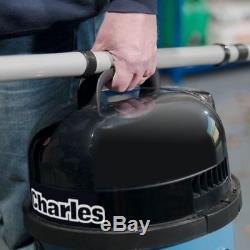Numatic Charles 110V Wet & Dry Vacuum Cleaner CVC370