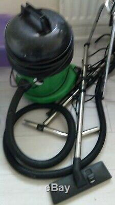 Numatic George GVE370-2 Wet & Dry Vacuum Hoover Cleaner Green