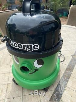 Numatic George Wet & Dry Hoover. Hoover Unit Only With No Fittings