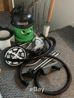 Numatic George Wet & Dry Vacuum Car Caravan Home Carpet Hoover Cleaner Derby