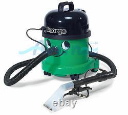 Numatic Industrial George Green Wet Dry Builders Vacuum Cleaner Hoover GVE370