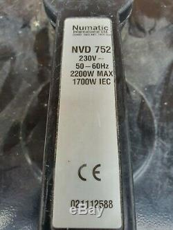 Numatic NVD752 Wood Vac (230V)