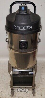 Numatic WVB750 Battery Operated Wet & Dry Vacuum