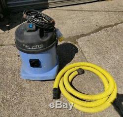 Numatic WVD570 Wet Dry Twin Motor 110v Industrial Vacuum Cleaner hoover Vac