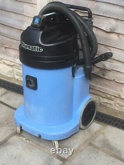Numatic WVD900-2 Wet/Dry Twin Motor Vacuum Cleaner Hoover Valeting Machine 110v