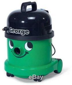 (Open Box) Numatic George Wet & Dry Cylinder Vacuum (GVE370) 6 Litre Capacity