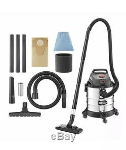 Ozito Wet and Dry Vacuum Cleaner 20L With Power Take Off For Dust Extractor Use
