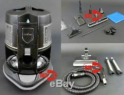Rainbow E2 BlackType-12 vacuum Complete with NEW accessories & NEW attachments