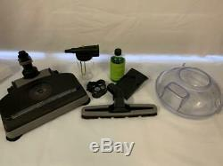 Rainbow E2 Vacuum Cleaning System Newest Black Led Model Complete Package