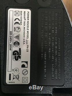 Rainbow Technologies E series E2 Black Vacuum Cleaner