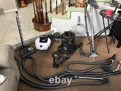 Rainbow e series vacuum plus shampoo and separate air purifier