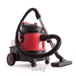 Sealey PC310 Wet & Dry Valeting Machine with Accessories 20L (240V)