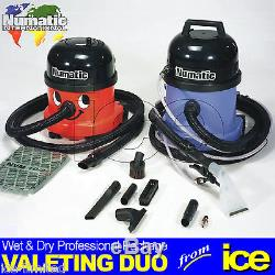 Start Your Own Car Wash Valet Business Wet Dry Vacuum Cleaning Machine Equipment