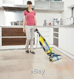 The ALL NEW Karcher FC 5 Hard Surface Cleaner Vacuum and Wash in one Pass