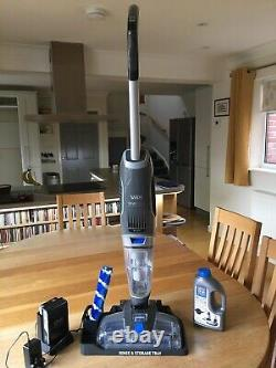 VAX ONEPWR GLIDE Cordless Wet+ Dry All in One Upright Hard Floor Vacuum Cleaner