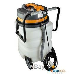 V-TUF MAMMOTH 90L 2000w Wet & Dry Vacuum Cleaner inc Accessories 110v