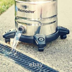 Vacmaster 1500W Wet and Dry Vacuum 30L for Home, Garage and Garden with Blower