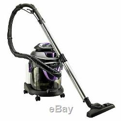 Vacuum Cleaner 1600W Wet/Dry Carpet Washer with Shampoo